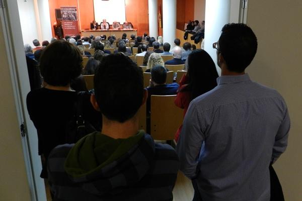 El grupo de investigación Estudios del Tiempo Presente de la Universidad de Almería investiga la represión franquista