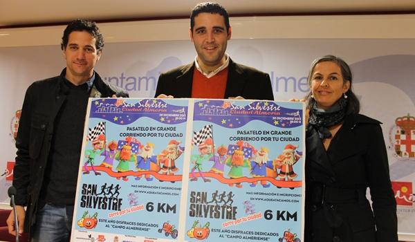 La carrera de la ciudad de Almería colaborará con Proyecto Hombre
