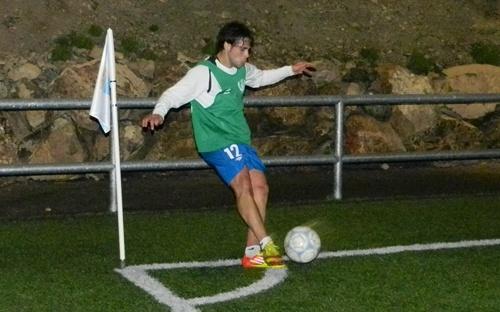 Todo preparado para jugar contra la UD Almería y su filial en Navidad