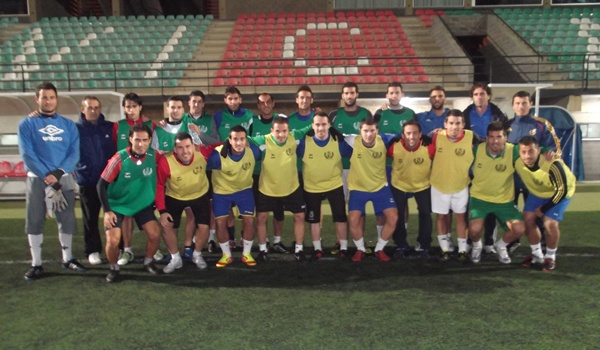 El combinado provincial de Almería jugará contra la UD Almería y su filial ahora con jugadores del Huércal también