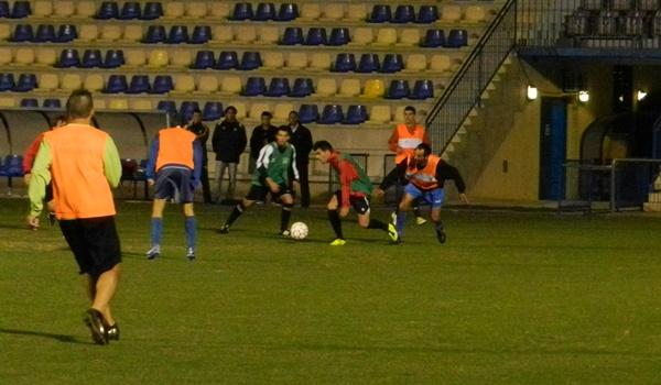 La Federación Almeriense de Fútbol sigue preparando el triangular ante los equipos de la UD Almería