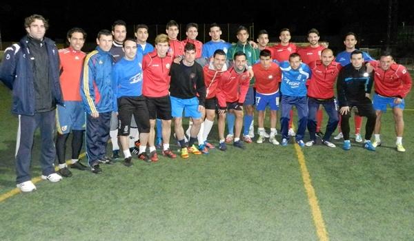 Almería tendrá un triangular de Navidad de fútbol entre la UDA, su filial y un combinado de la provincia