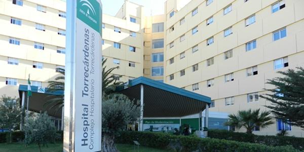La puerta de Consultas Externas de Torrecárdenas se cierra permanentemente a partir del martes