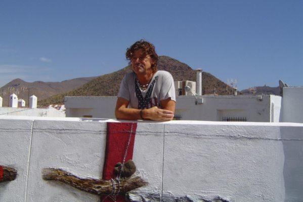 Waldi Wrobel comparte su relación con el arte desde el Centro de Arte Museo de Almería