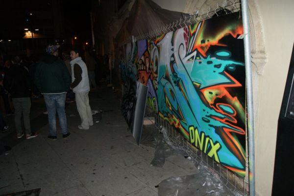 Hip hop Street