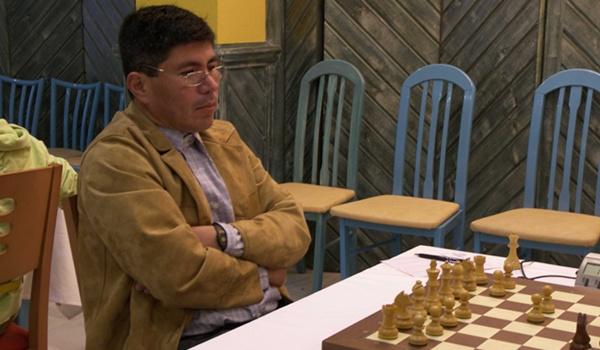 El Gran Maestro de Ajedrez viene desde Perú a Roquetas para el Open Internacional