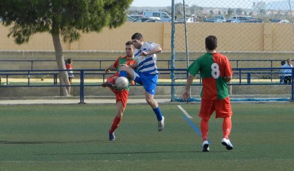 Duelos de equipos de Almería en la parte alta de la clasificación de Primera Andaluza