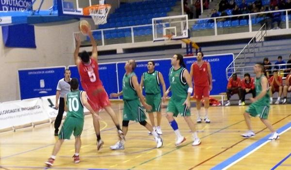 La sorpesa de la jornada en Primera División Nacional de Baloncesto la da El Ejido
