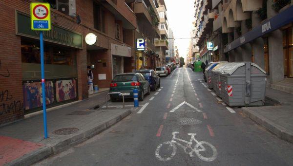 Ciclocalle Alicante / Eneko Astigarraga