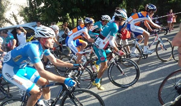 El equipo ciclista de Almería echa a rodar este fin de semana