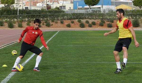 El jugador de la UD Almería logró el ascenso a Primera con el Xerez Deportivo