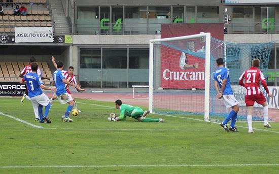 El Almería se coloca en puesto de ascenso directo de esta Liga Adelante