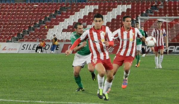 El Almería B tira de juveniles para la Segunda División B