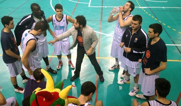 Alegato por el baloncesto del equipo de Almería en el previo a Churriana de Primera Nacional