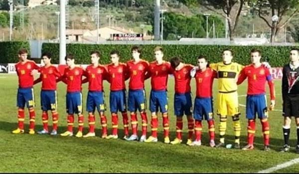 Dos juveniles del Almería están en la lista de Santi Denia