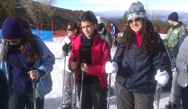 Descuentos desde Almería con Cetursa en Sierra Nevada