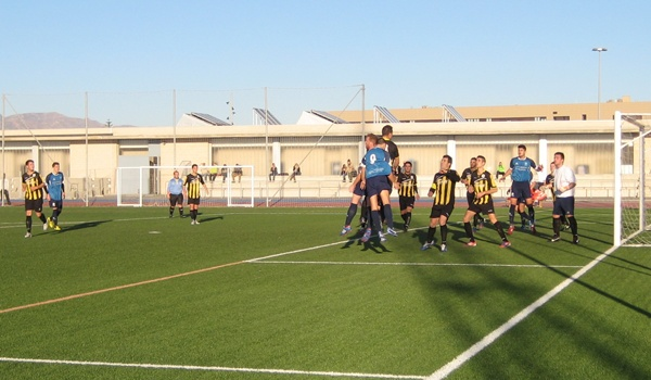 El Universidad es dominador de la Regional Preferente de fútbol de Almería junto al Mojácar