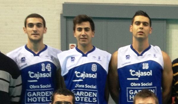 El jugador almeriense habla sobre el derbi ante El Toyo Basket de Primera División Andaluza de Baloncesto
