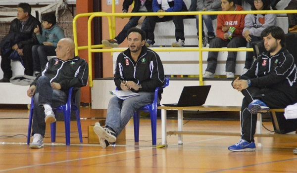 El segundo de Piero Molducci en Unicaja Almería de Voleibol confía en sus posibilidades de Superliga