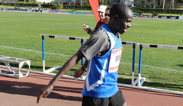 El atleta de Kenia Kwemoi gana en Almería lejos del récord de Gebrselassie