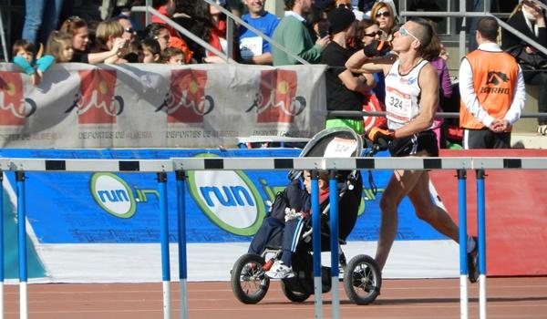 En Almería ha habido casi tres millares de participantes