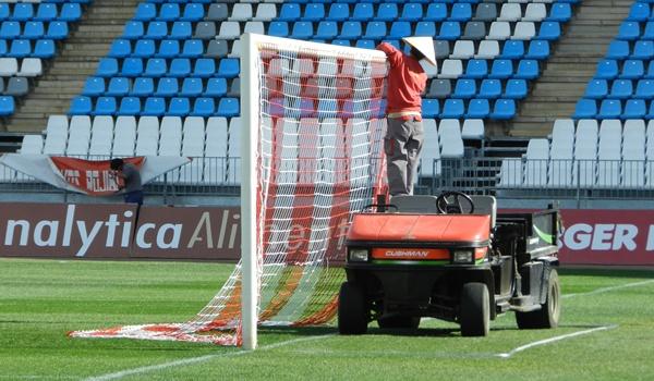 La UD Almería recibe al FC Barcelona B con su Mediterráneo lleno en Liga Adelante