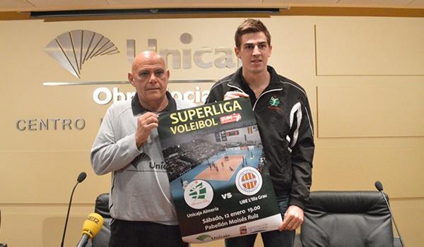 Unicaja Almería vuelve a la competición tras la Navidad y quiere ganar la Copa del Rey