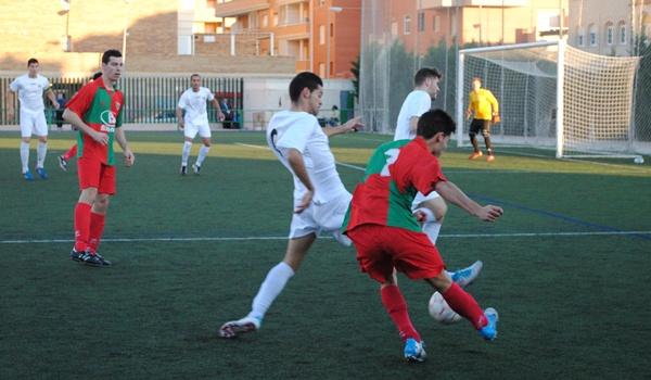 Duelo de equipos de la capital de Almería en el grupo IV de Primera Andaluza