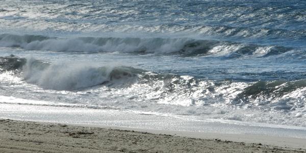 Nivel naranja de alerta en Almería por las fuertes rachas de viento