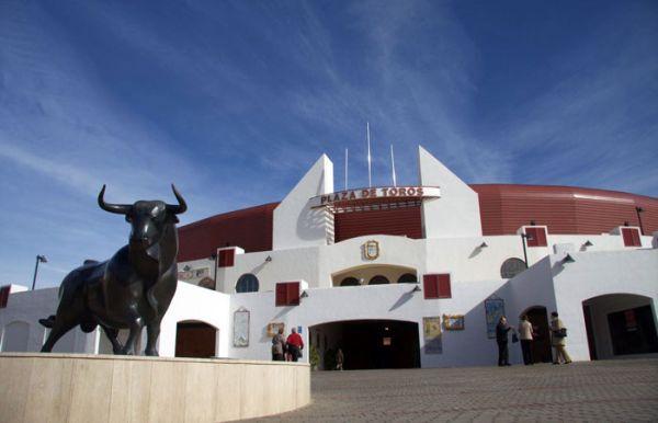 Plaza de toros Roquetas