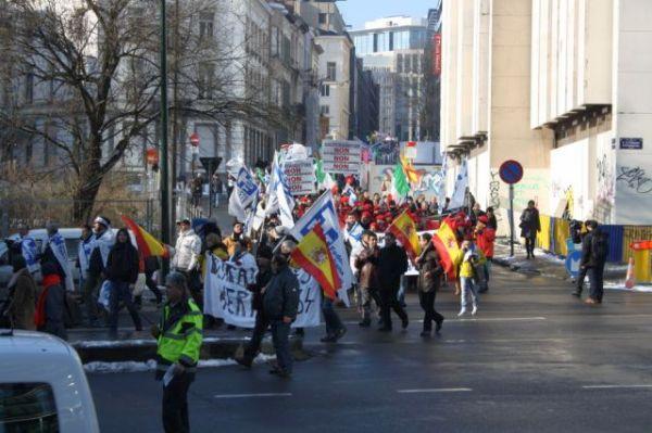 Protesta Estancos