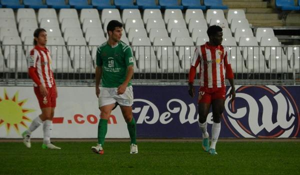 El Almería tiene una convocatoria contra el Xerez en Liga Adelante con cuatro del B