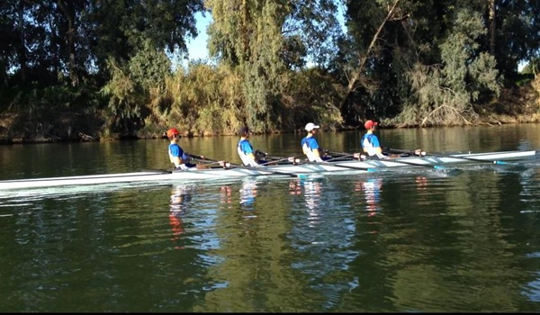 El club de El Ejido ha hecho un gran papel sobre las aguas del principal río de Andalucía