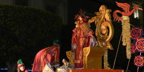 Lo Reyes Magos de Oriente han llegado a Almería