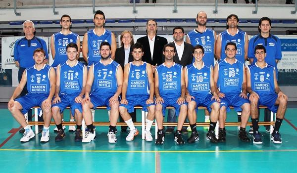 El equipo almeriense es el líder de la Primera Nacional de Baloncesto