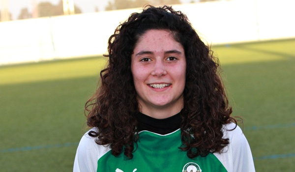 Primera jugadora nacida en Almería que defiende a la Selección de Andalucía sub-16