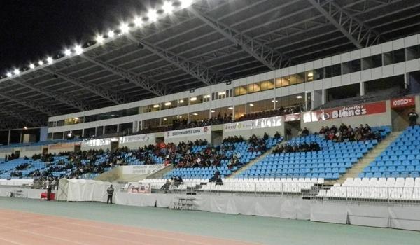 Torneo de Navidad con la UD Almería de Liga Adelante y de Segunda División B