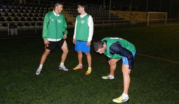 Llega el momento del triangular del fútbol modesto con la UD Almería y su filial