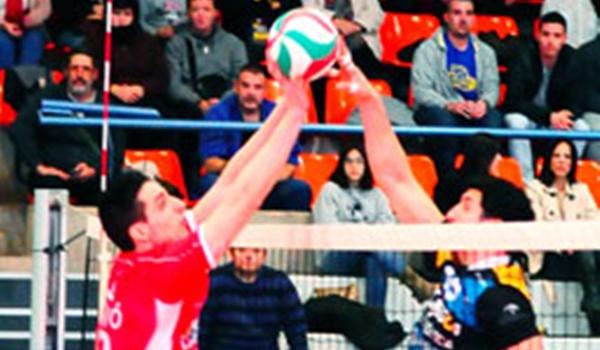 El Numancia será el rival de Unicaja Almería en la Copa del Rey de Voleibol