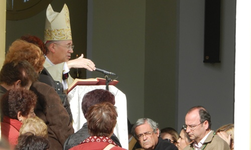 La primera romería del año se hace en Almería en honor de la Virgen del Mar