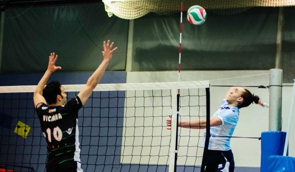 El equipo de Almería jugará la final del voleibol de España en Ibiza ante Teruel