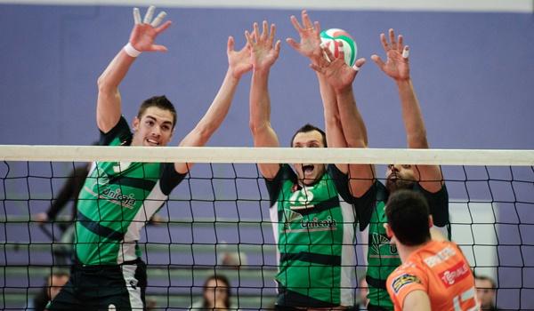 La Copa del Rey de Voleibol es para el conjunto turolense
