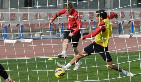 El centrocampista del Almería reconoce admiración por el Barcelona