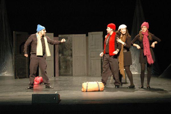 'Cri Cri Crack', el juego de Yampo Teatro llega a la provincia de Almería