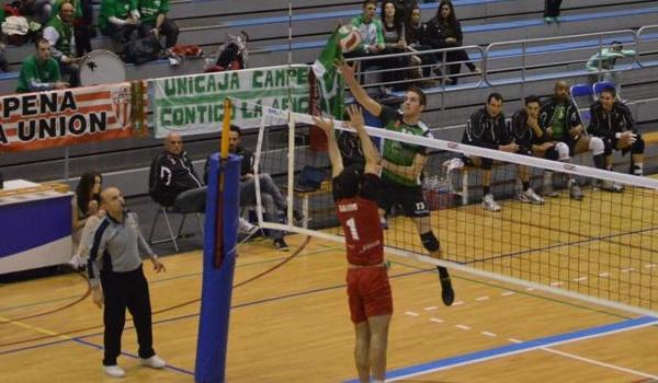 Unicaja Almería es un líder sólido de la Superliga de voleibol
