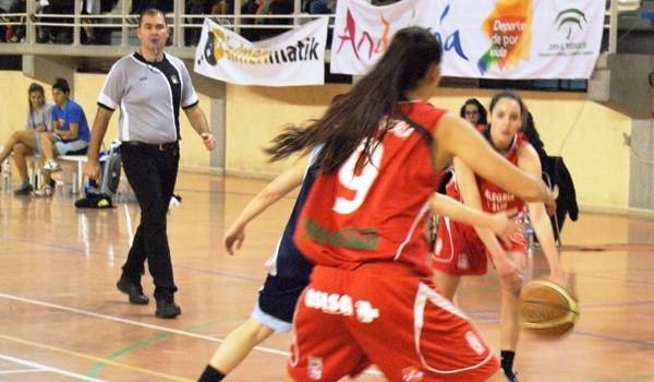 El baloncesto femenino tiene mucho nivel en Andalucía