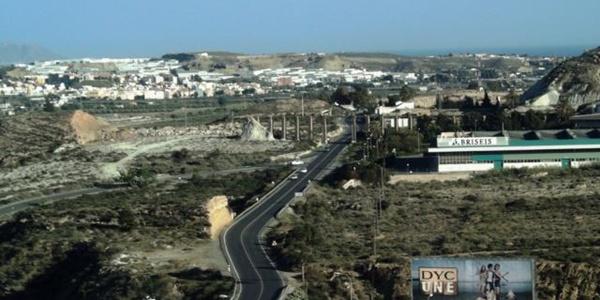 Accidente de Tráfico mortal con dos víctimas y dos heridos en Almería