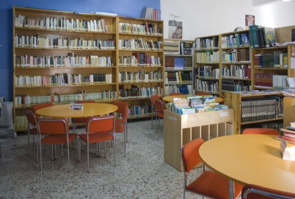 Biblioteca Francisco Villaspesa