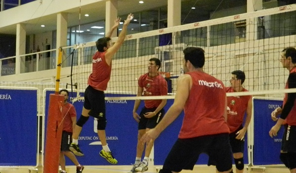 Unicaja quiere acabar líder de la Superliga de Voleibol de España