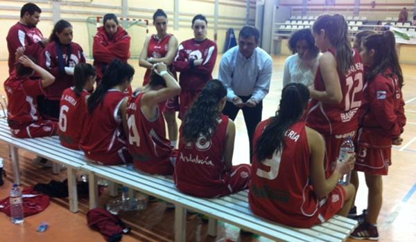 El equipo de baloncesto femenino es líder de la Primera División Nacional